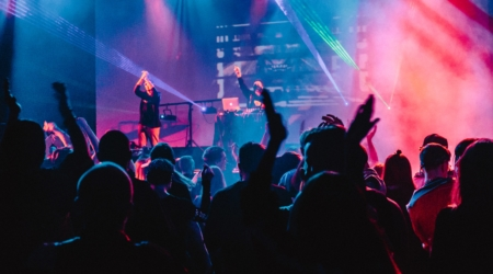 Event, Menschen, Musik