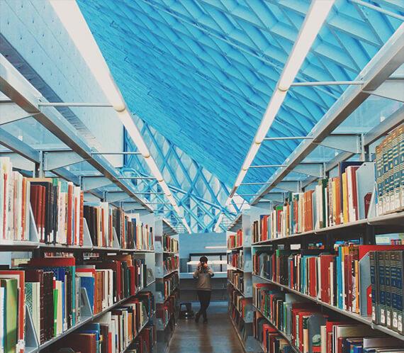 Bibliothek, Archiv