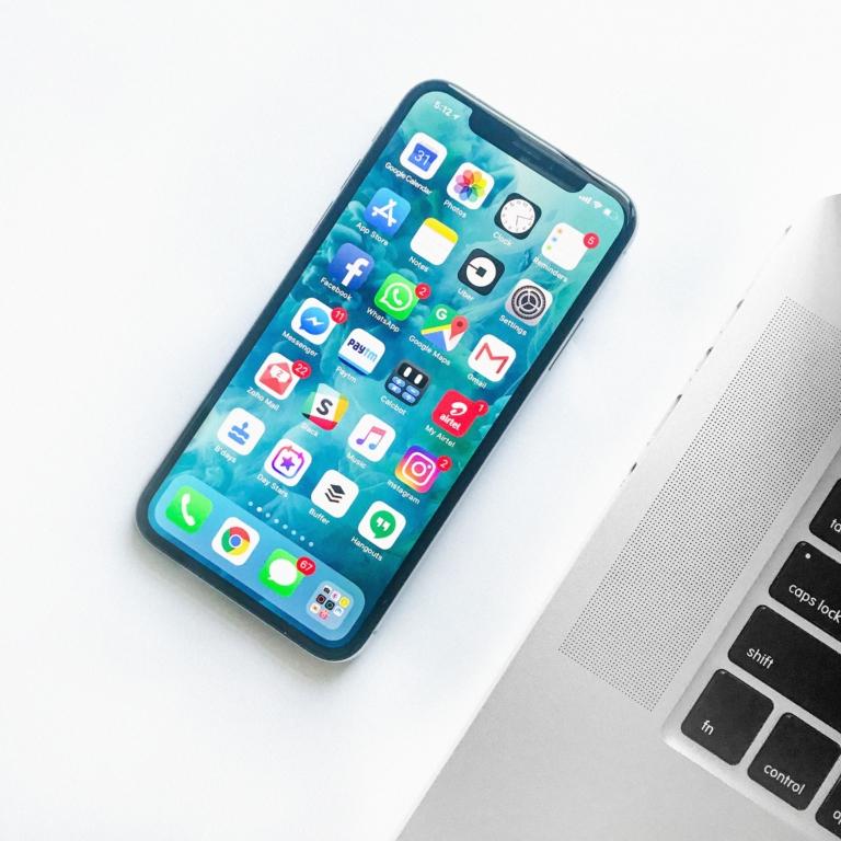 Smartphone Appbenachrichtigungen