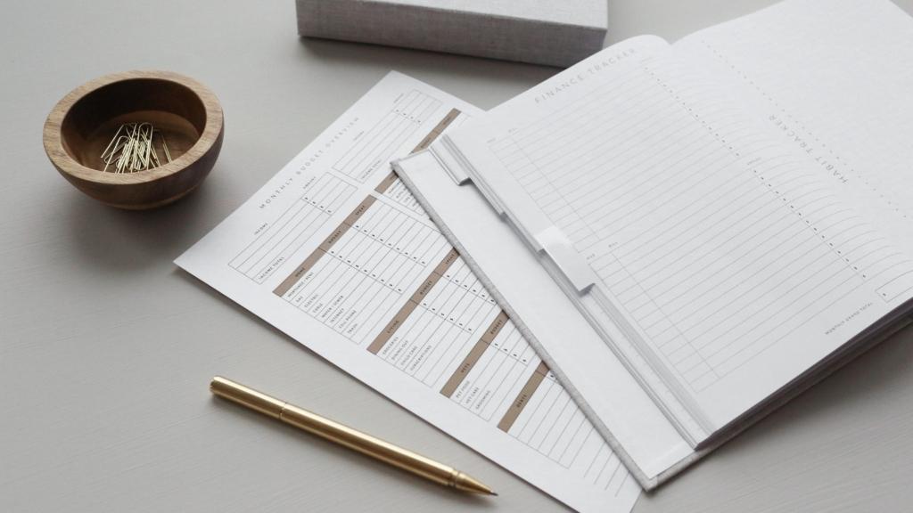 Planer, Kalender, Formular