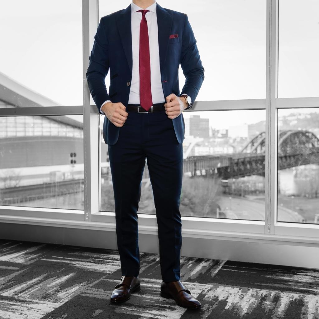 Anzug, Schadenregulierer